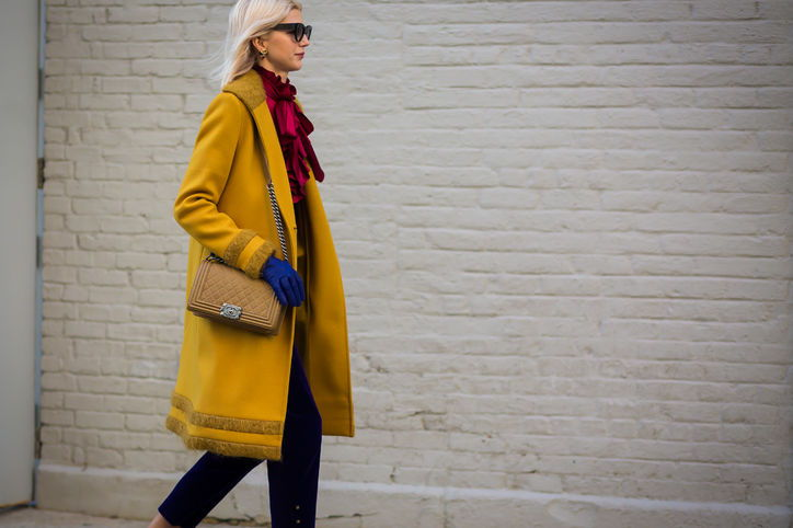 yellow-bright-coat-style-du-mode