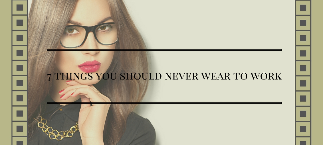 7 Things You Should Never Wear to Work in the Spring