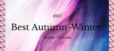 Styles Autumn/Winter 2017 from our Style Guide Favourites
